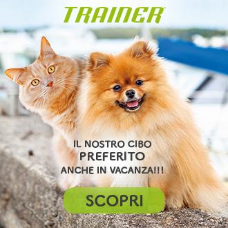 cibo per cani e gatti in estate by Trainer®